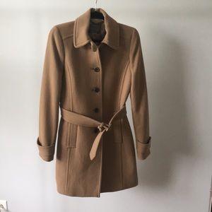 JCrew Pea Coat